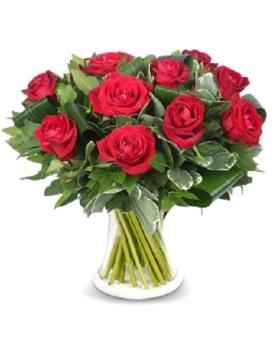 ורדים אדומים