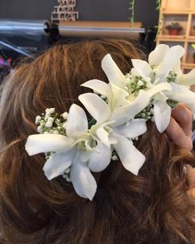 מסרקית פרחים