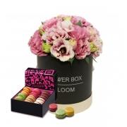 פרחים בקופסא במבצע