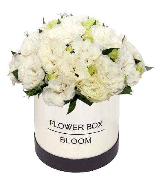 פרחים בקופסאות
