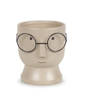 פרצוף עם משקפיים